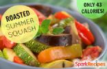 Roasted Zucchini and Yellow (Summer) Squash