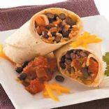 Bean & Rice Burrito Filling