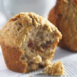Banana, Date, and Walnut Muffins