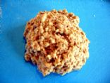 best banana oatmeal health cookie