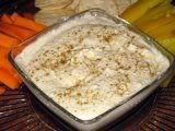 Hummus - Mix made with Flax Oil & White Beans