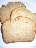 Low Sugar Banana Bread