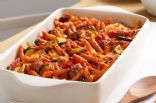 Cheese italian Sausage Bake