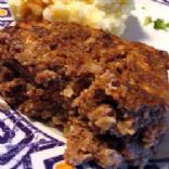 Meatloaf, the family recipe