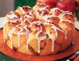 Apple Pull-Apart Bread