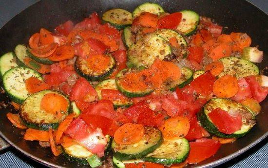 Zucchini Saute' Italiano