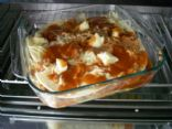 Easy Enchilladas