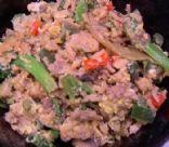 Egg & Veggie Stir-fry