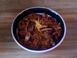 Low-Fat Turkey Chili (under 300 calories!)