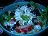 Mederranean-Italian Salad