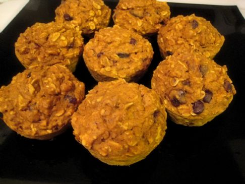 Chocolate Oatmeal Breakfast Cookies
