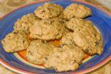 Banana Peanut Butter Cookies