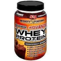 Does body fortress whey protein work