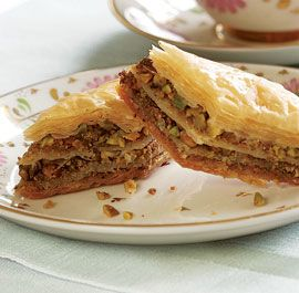 Two - Nut Baklava