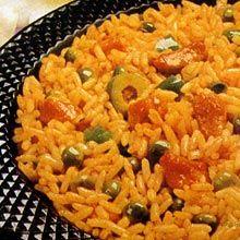 Arroz Guisado (Spanish Rice)