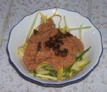 Spaghetti & Tomato Sauce (Raw & Gluten Free)