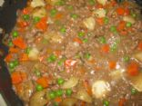 Poor Man's Beef Stew