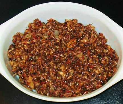 Thanksgiving Wild Rice