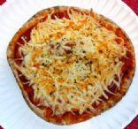 Pita Pizza - Cheese