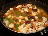 Chicken & Bean Soup