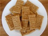 Sprouted-Grain Graham Crackers