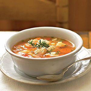 Loaded Fisherman's Soup