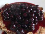 Fruit Sauce Blueberry Raspberry or Strawberry