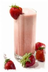 Stawberry Banana Smoothie