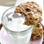 Oatmeal Cherry Chocolate Cookies
