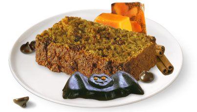 Vitamuffin Chocolate Chip Pumpkin Loaf