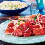 Tomato Salad from Food Network