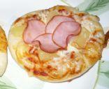 Mini Homemade Pizza's