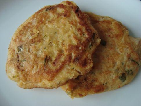 bin dae duk (Korean Pancake)