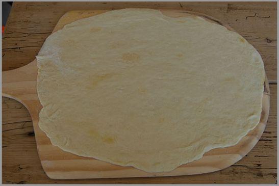 Crusty Pizza Dough