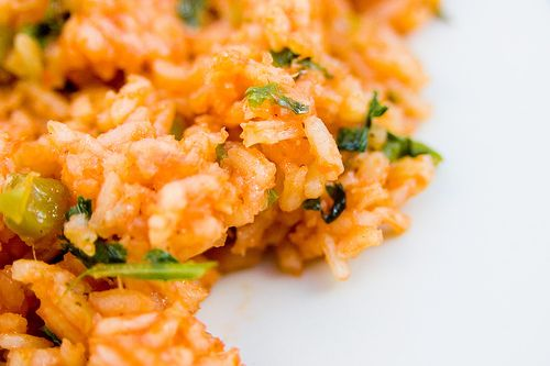 JP's mexican rice