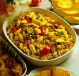 Ackee and salfish