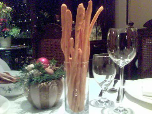 HCG Grissini (breadsticks)