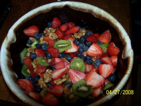 Simply Delicious Fruit Salad