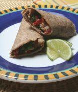 Easy Turkey Burritos