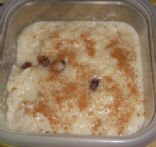 Amazing Rice Pudding