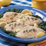 Low-Fat Lemon Herb Chicken