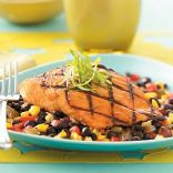 Favorite Grilled Salmon