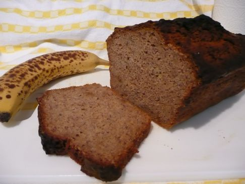 Low Fat Banana Loaf