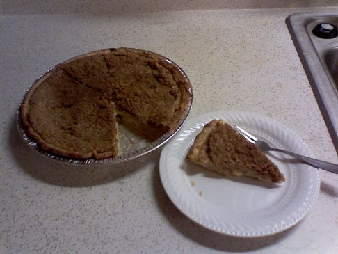 apple sauce pie