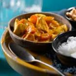 Autumn Chicken Curry