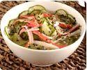 Cucumber Kani Salad