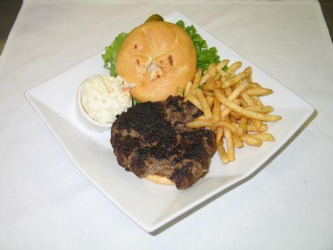 10 oz hamburger