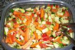 Simple Veggie Salad