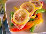 Italian Fish and Veggies