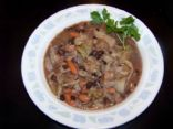 Cabbage and Bean Soup
